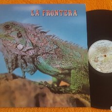 Discos de vinilo: LA FRONTERA LP 1985. Lote 191068310