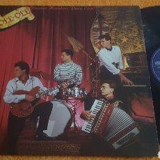 Discos de vinilo: OLE OLE CUATRO HOMBRES PARA EVA LP. Lote 191069041