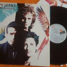 Discos de vinilo: MECANO DESCANSO DOMINICAL LP. Lote 191070126