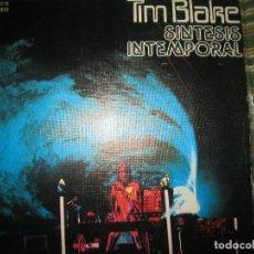 Disques de vinyle: TIM BLAKE - SINTESIS INTEPORAL I&II SINGLE - ORIGINAL ESPAÑOL - EGG 1978 - MUY NUEVO (5).. Lote 191071647