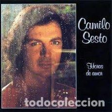 Discos de vinilo: CAMILO SESTO – HORAS DE AMOR . Lote 191075978