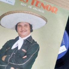 Discos de vinilo: SINGLE ( VINILO) DE LUIS TENOR AÑOS 80. Lote 191077711
