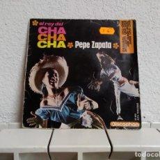 Discos de vinilo: PEPE ZAPATA . Lote 191078240