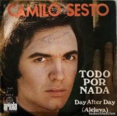 Discos de vinilo: CAMILO SESTO – TODO POR NADA,. Lote 191078291