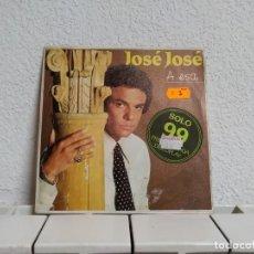 Discos de vinilo: JOSÉ JOSÉ . Lote 191079071