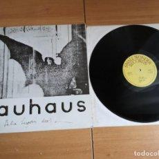 Discos de vinilo: BAUHAUS – BELA LUGOSI'S DEAD LP VINILO POST ROCK GOTH ROCK. Lote 191079543