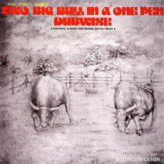 Discos de vinilo: KING TUBBY'S - TWO BIG BULL IN A ONE PEN DUBWISE - LP [DUB STORE RECORDS, 2016]. Lote 191084356