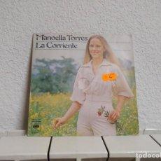 Discos de vinilo: MANOELLA TORRES . Lote 191084983