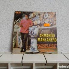 Discos de vinilo: ARMANDO MANZANERO . Lote 191085083