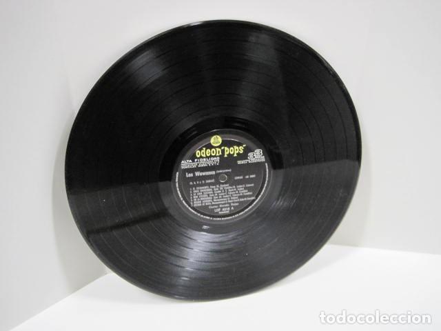 Discos de vinilo: LP VINILO LOS WAWANCO. CANTA HERNÁN ROJAS. 14 CANCIONES. BESAME MORENITA, LA CAMISA BLANCA. - Foto 8 - 191093210