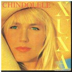 Discos de vinilo: XUXA - CHINDOLELE - SINGLE 1991 - PROMO - MUY BUEN ESTADO. Lote 191096153