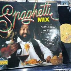 Discos de vinilo: SPAGHETTI MIX DOBLE LP CARPETA DOBLE 1993. Lote 191102038