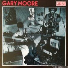 Discos de vinilo: DISCO GARY MOORE. Lote 191102837