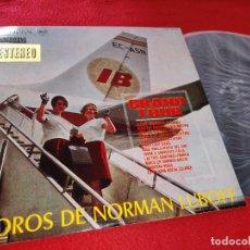 Discos de vinilo: COROS DE NORMAN LUBOFF GRAND TOUR LP 1964 RCA SPAIN IBERIA COVER. Lote 191122147