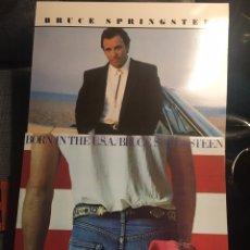 Discos de vinilo: 2 LP'S BRUCE SPRINGSTEEN -BORN IN USA &TUNNEL OF LOVE. Lote 191130543