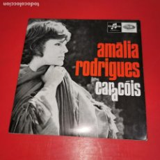 Discos de vinilo: AMALIA RODRIGUES - CARACOIS. Lote 191140777
