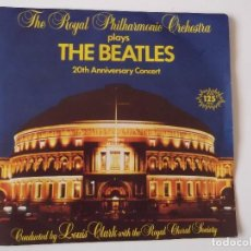 Discos de vinilo: THE ROYAL PHILHARMOCIC ORCHESTRA PLAYS THE BEATLES - BEATLES MEDLEY / SERGEANT PEPPER MEDLEY. Lote 191155808