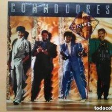 Discos de vinilo: COMMODORES - UNITED (LP). Lote 191167827