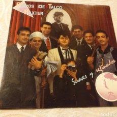 Discos de vinilo: BAXTER POLVOS DE TALCO. Lote 191198311