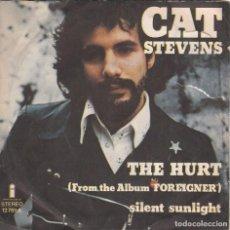 Discos de vinilo: CAT STEVENS,SILENT SUNLIGHT DEL 73. Lote 191205210
