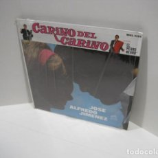 Discos de vinilo: LP VINILO CARIÑO DEL CARIÑO. JOSE ALFREDO JIMENEZ. 12 CANCIONES. 1968. EL PERRO NEGRO, UN MUNDO RARO. Lote 191205881