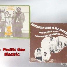 Discos de vinilo: PACIFIC GAS ELECTRIC ----LOTE 2 VINILOS . Lote 191206661