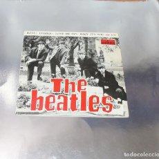 Discos de vinilo: THE BEATLES --LOVE ME DO & BOYS & CHAINS & BABY IT´S YOU -- EDICION 1964 -- MINT ( M ). Lote 191208596