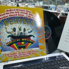 Discos de vinilo: THE BEATLES LP MAGICAL MYSTERY TOUR CON LIBRETO 1992 CARPETA DOBLE. Lote 191210431