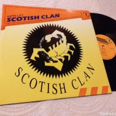 Discos de vinilo: SCOTISH CLAN HAPPY LIFE. Lote 191211025