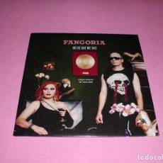 Discos de vinilo: FANGORIA NO SE QUE ME DAS SINGLE VINILO (DISCO PEQUEÑO) DESCATALOGADO ,NUEVO Y PRECINTADO. Lote 191211510