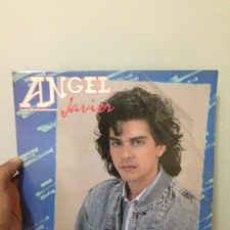 Discos de vinilo: ANGEL JAVIER – EN CADA LUGAR . Lote 191212847