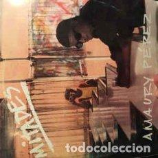 Discos de vinilo: AMAURY PÉREZ – MITADES . Lote 191213322