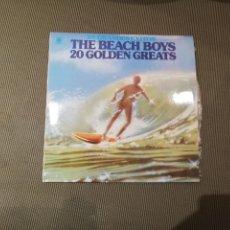 Discos de vinilo: THE BEACH BOYS-20 GRANDES ÉXITOS. 2 LP. Lote 191214813