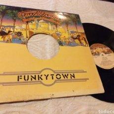 Discos de vinilo: CASABLANCA FUNKYTOWN ALL NIGHT DANCING. Lote 191215826