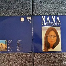 Discos de vinilo: NANA MOUSKOURI - CONCIERTO EN ARANJUEZ. LP DOBLE - EDITADO POR PHILIPS. AÑO 1.989. Lote 191224285