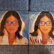 Discos de vinilo: NANA MOUSKOURY - NANA. LP DOBLE. EDITADO POR PHILIPS. AÑO 1.987. Lote 191224467