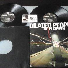 Discos de vinilo: DILATED PEOPLES – THE PLATFORM 2XLP CAPITOL RECORDS – 7243 5 23310 1 7 . Lote 191243060