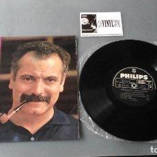 Discos de vinilo: GEORGES BRASSENS ?– 8 DISCO DE 10 PULGADAS - PHILIPS ?– B 76.512 R . Lote 191243785