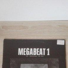 Discos de vinil: MEGABEAT 1-VINILO-LP 33 RPM-AÑO 1990.. Lote 191246652