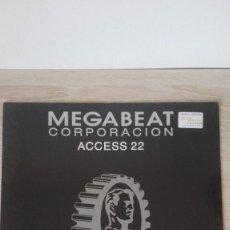 Discos de vinil: DUCTED-MEGABEAT CORPORATION ACCESS 22-VINILO-MINI LP 33 RPM-AÑO 1991.MUY DIFÍCIL.. Lote 191249815