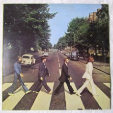 Discos de vinilo: LP VINILO THE BEATLES ABBEY ROAD 1969 ED. ESPAÑOLA. Lote 191254968