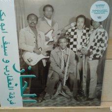 Discos de vinilo: THE SCORPIONS &SAIF ABU BAKR–JAZZ, JAZZ, JAZZ. LP VINILO PRECINTADO. Lote 191256433