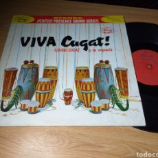 Discos de vinilo: VIVA CUGAT ! XAVIER CUGAT Y SU ORQUESTA. Lote 191260507