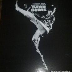 Discos de vinilo: DAVID BOWIE – THE MAN WHO SOLD THE WORLD -LP-. Lote 191261368