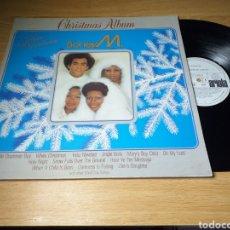 Discos de vinilo: BONEY M. CHRISTMAS ALBUM PROMOCIONAL ARIOLA. Lote 191266257