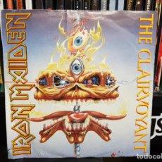 Discos de vinil: IRON MAIDEN - THE CLAIRVOYANT. Lote 191269862