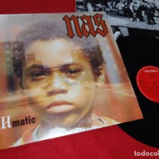 Discos de vinilo: NAS ILLMATIC LP COLUMBIA 475959 1 VINILO EXCELENTE ESTADO. Lote 191277771