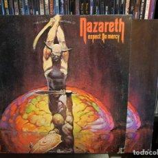 Disques de vinyle: NAZARETH - EXPECT NO MERCY. Lote 191277942