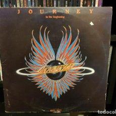 Disques de vinyle: JOURNEY - IN THE BEGINNING 1975-1977 - 2 LP'S. Lote 191279513