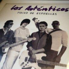 Dischi in vinile: LOS AUTÉNTICOS - POLVO DE ESTRELLAS .(VINILO LP GATEFOLD200GR.PURPURA+3CD+LIBRO).DIFÍCIL.PRECINTADO!. Lote 191285398